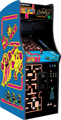 Classics Never Die Introduce A New Generation To Some Of The Timeless Classics We All Grew Up With Full Size Arcade Fo Arcade Games Retro Arcade Games Arcade