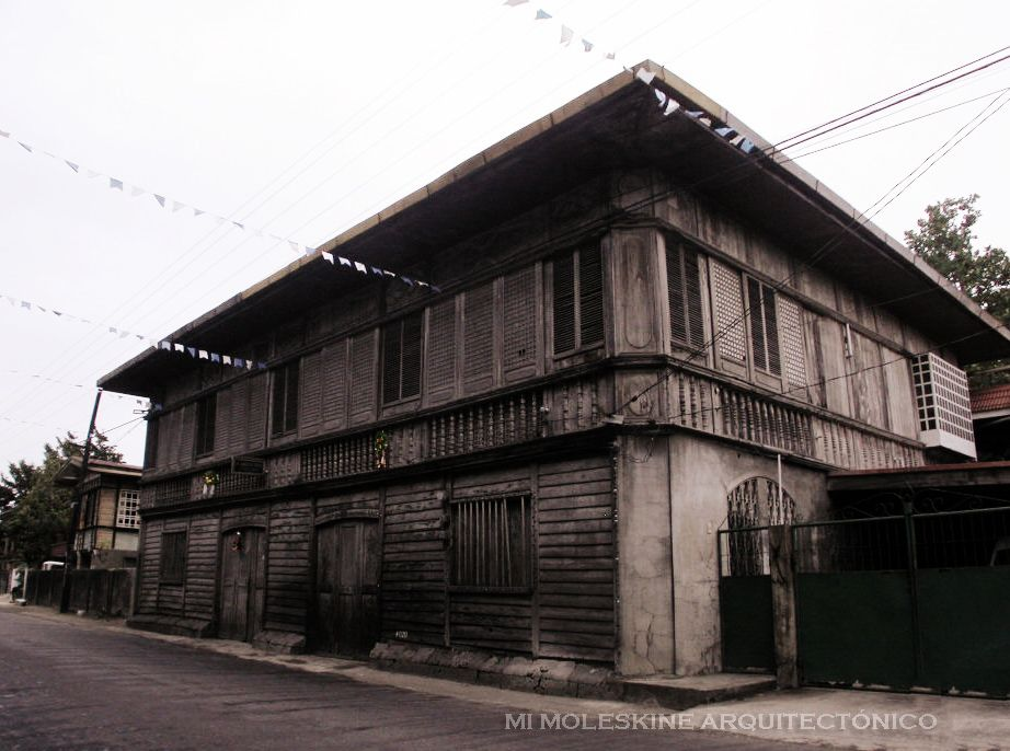 Colonial House, Bohol   what is Filipino Architecture