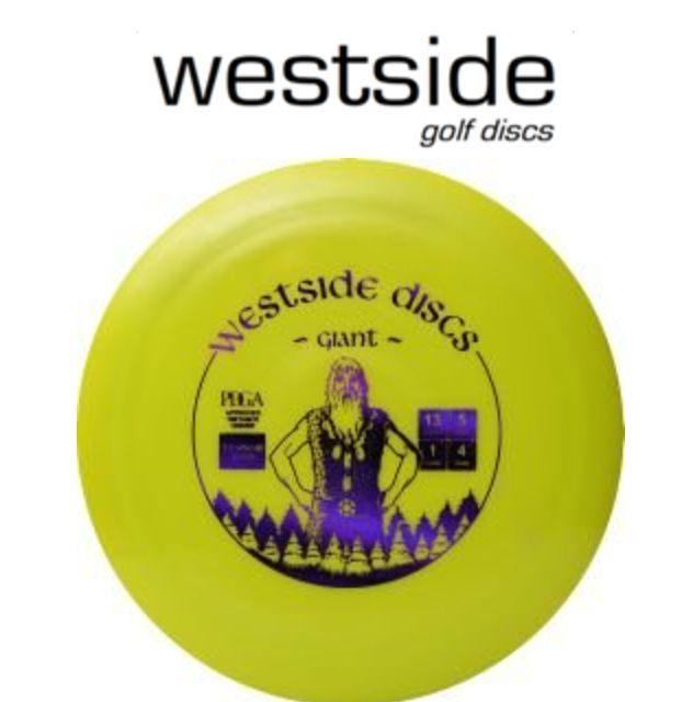 Westside Discs Giant Tournament Distance Driver