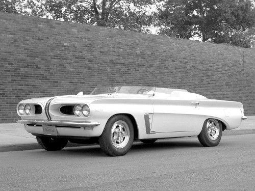 The Encyclopedia of Obscure Concept and Show Cars: Part Five - Pontiac to Volvo - The Truth About Cars
