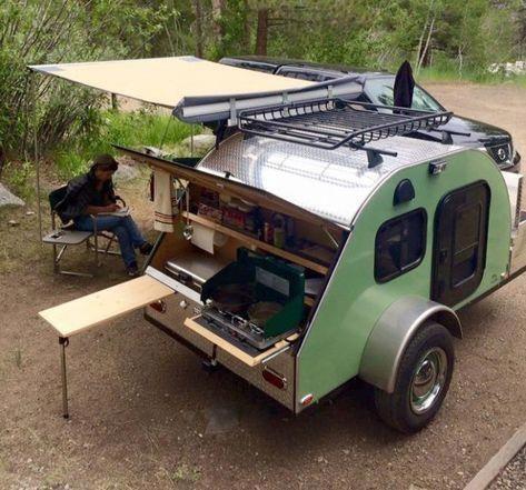 Camping Ground Near Me #CampingInWisconsin | Diy camper ...