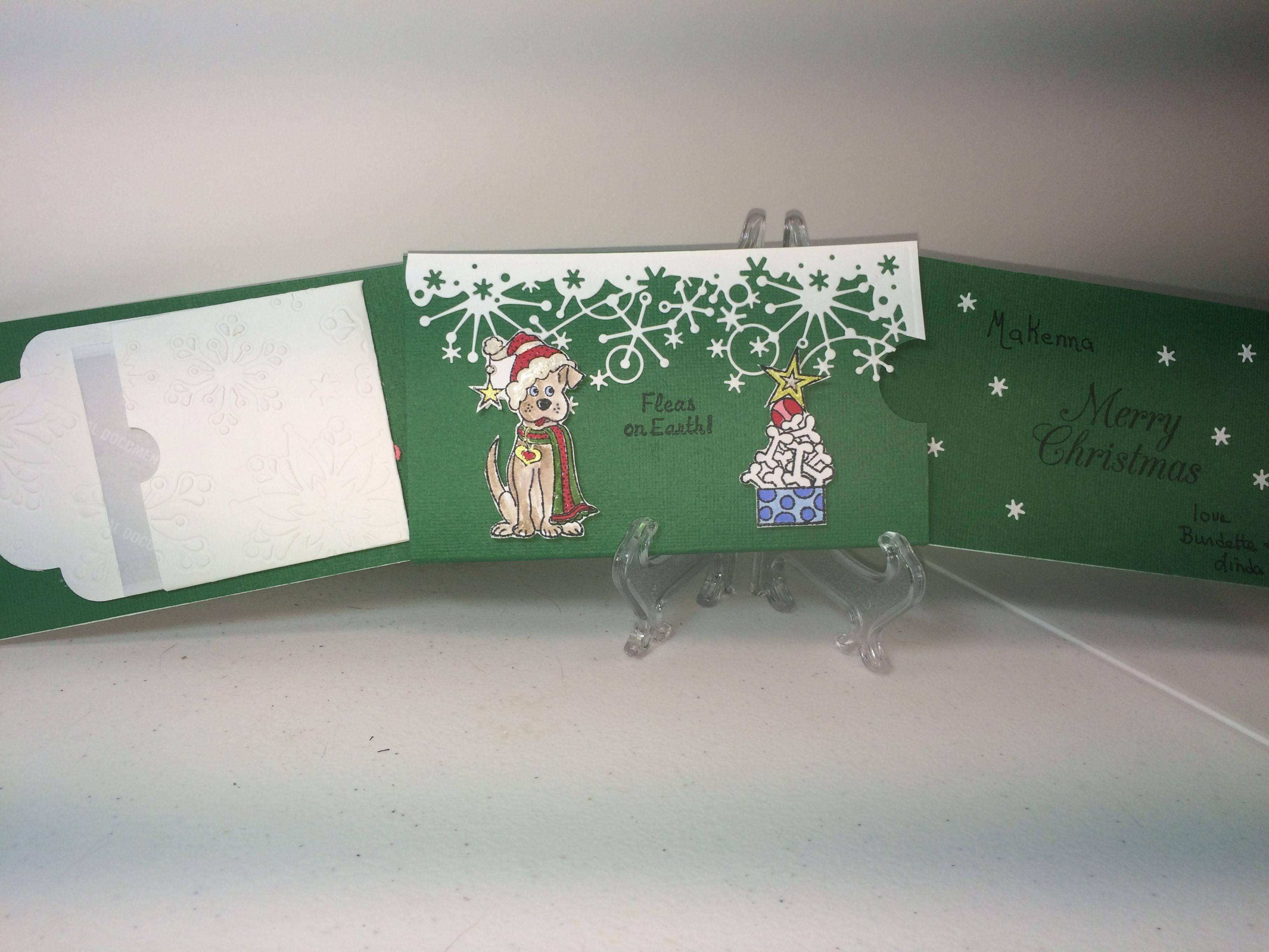 MaKenna's Christmas card