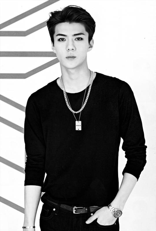 His sexiness is exactly why hes my ultimate bias and why i am truly in love with him