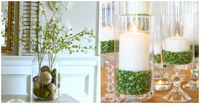 Stuck on what to add to your vase each season? What about those non-holiday times where the decor ideas just don't come as easy? Well, we've found 18 gorgeous vase filler ideas that you can use just about anytime. From lovely neutrals to super colorful fillers, you'll find lots of inspiration here! Easy Vase Fillerread more...