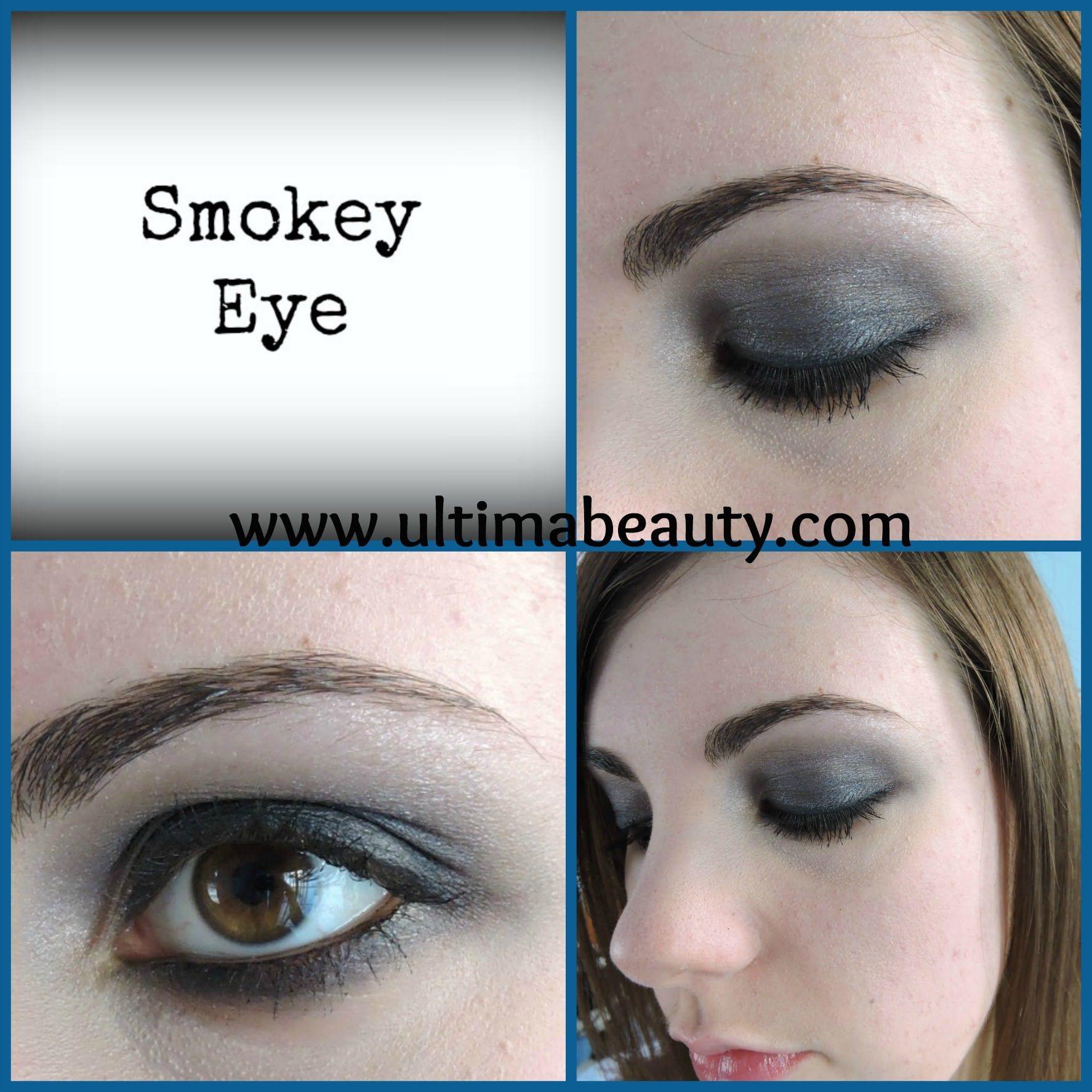 How To: Smokey Eye Tutorial #smokeyeye #makeuptutorial #makeup