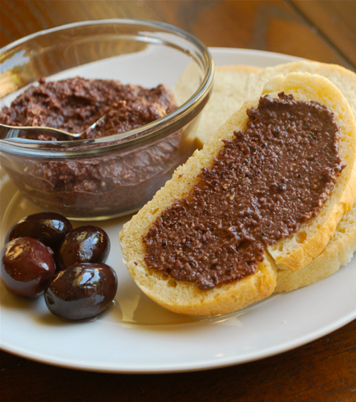 A Sweet Pea Chef Newsletter: Kalamata Olive Tapenade