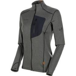 Photo of Mammut women's mid-layer jacket Aconcagua Light, size M in black, size M in black Mammut