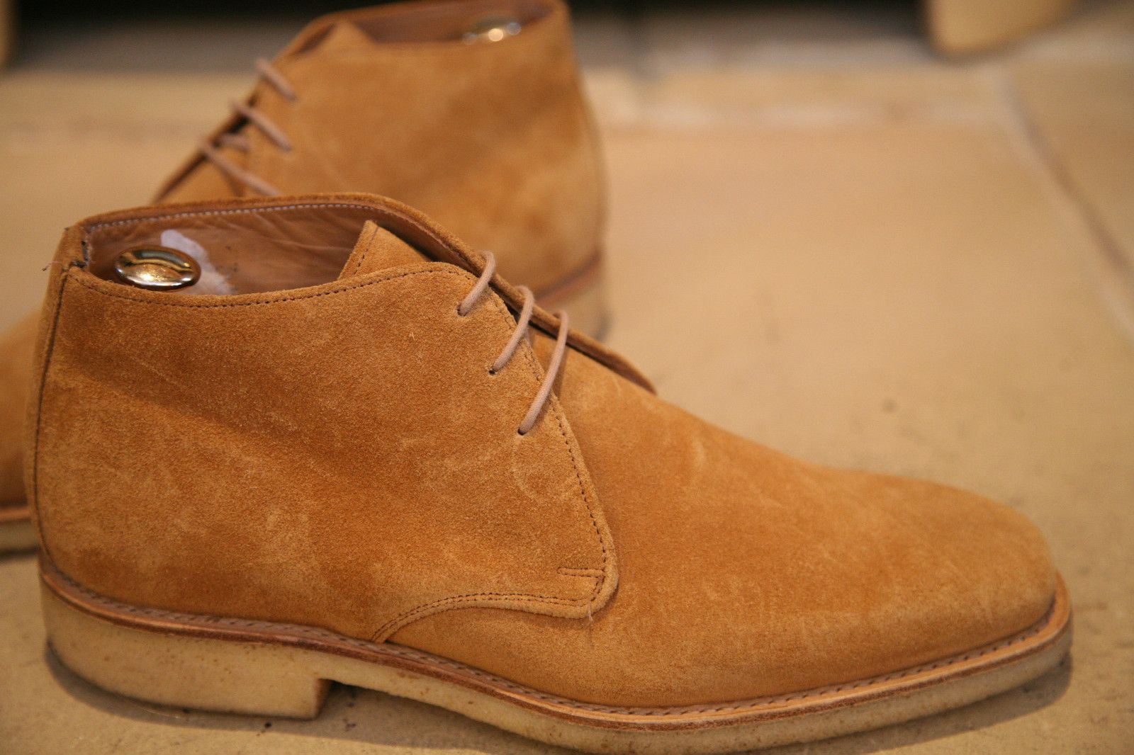 Cheney Suede Boot