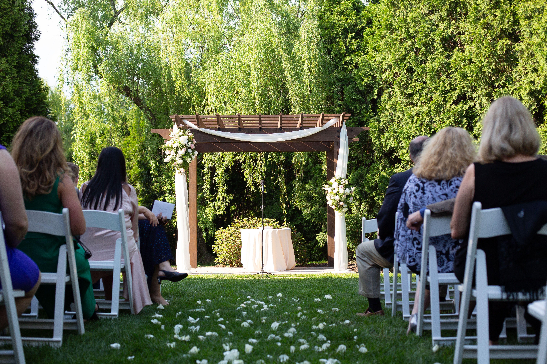 Pergola Decor Wedding Venues Home Wedding Venues