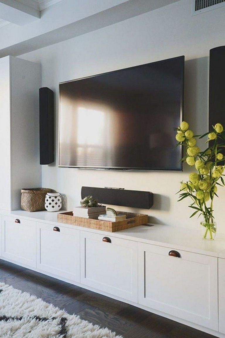 30 Elegant Decorative Storage Cabinets For Living Room Livingroom Wall