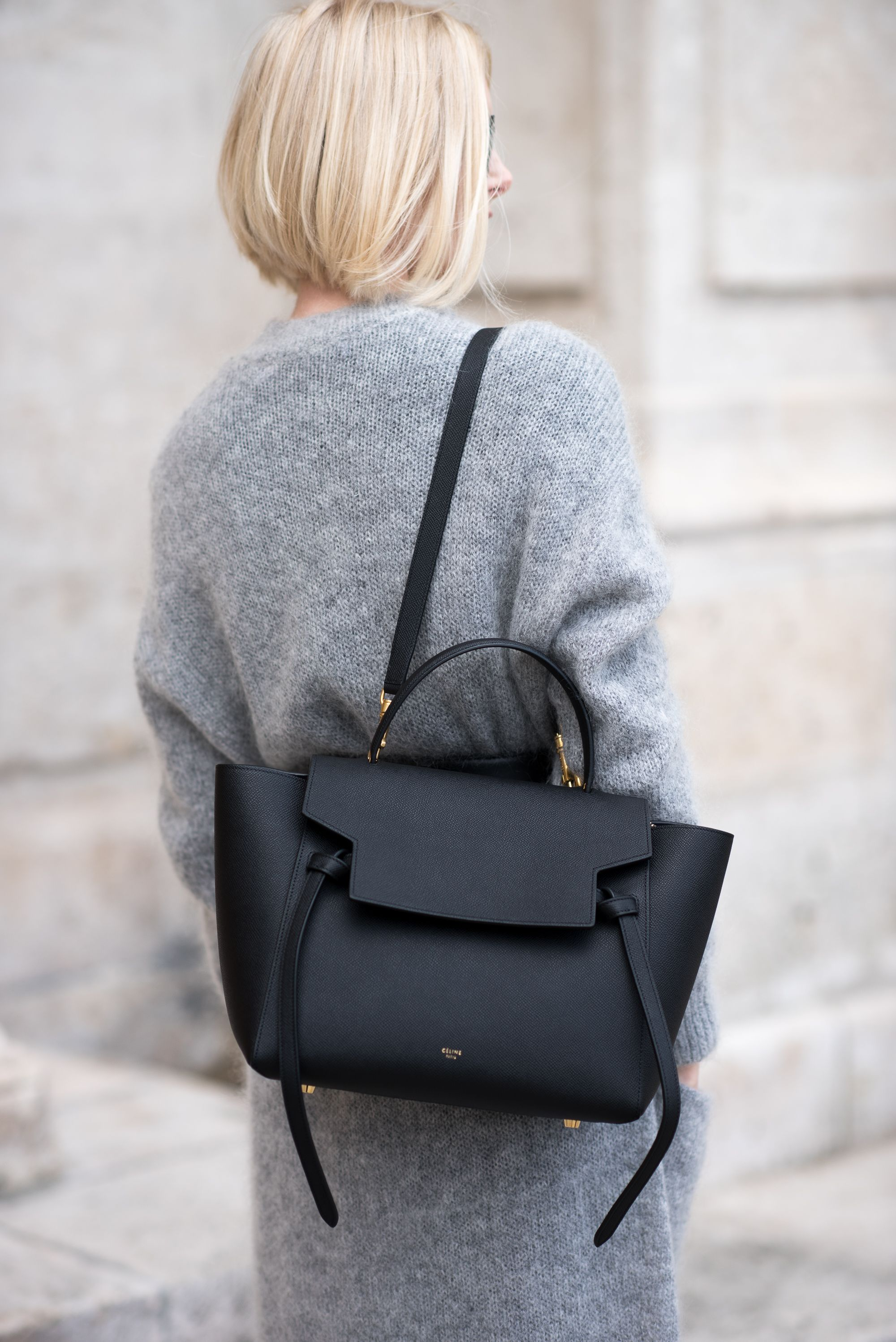Céline belt bag | It's All About Street Style