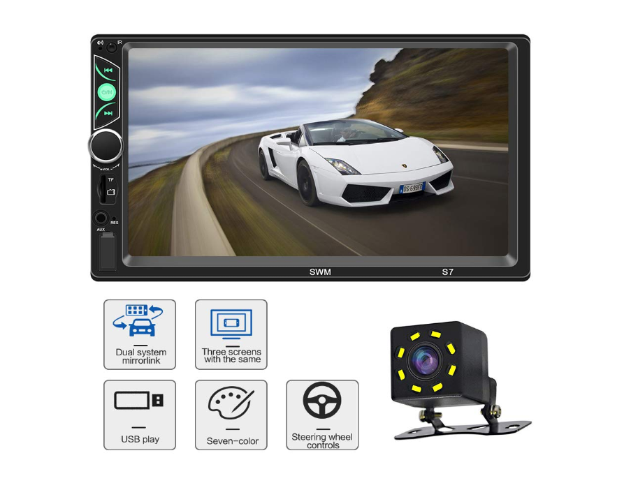 Top 10 Best Android Car Stereos In 2020 With Images Android Car Stereo Double Din Car Stereo Touch Screen Car Stereo