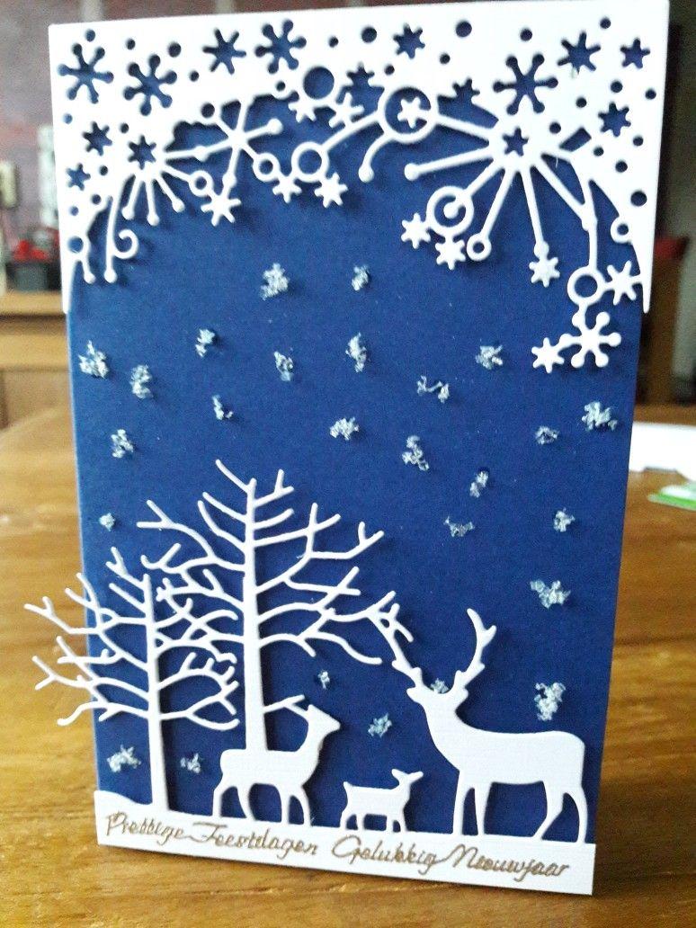 рождественская открытка из фетра своими руками десяток