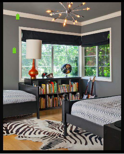 Life & Home At 2102: Tween Boys Bedroom