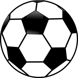 Football Helmet Clipart Black And White Clipart Panda Free Clipart Images Soccer Ball Personalized Soccer Soccer