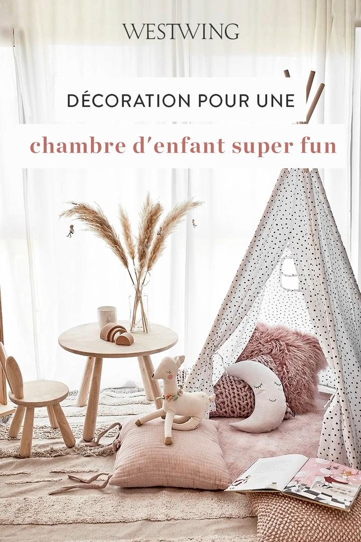 Photo of Idées déco pour une chambre d'enfant