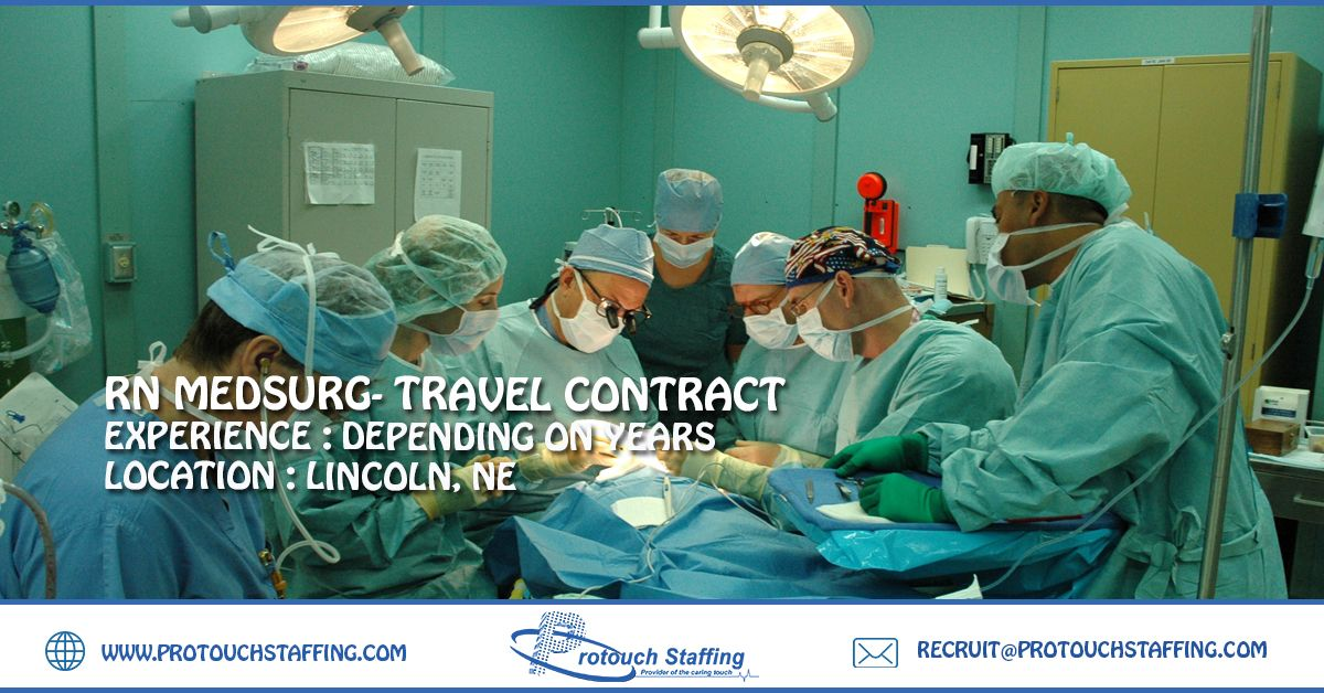 We are Hiring! Director RN MEDSURG TRAVEL CONTRACT
