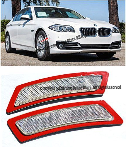 Amazon.com: For 14-Up BMW F10 5-Series BASE Bumper Model
