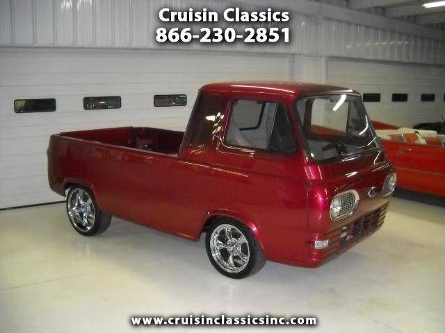 1962 Ford Econoline Econoline Pickup Image 1 Of 21 Ford Van