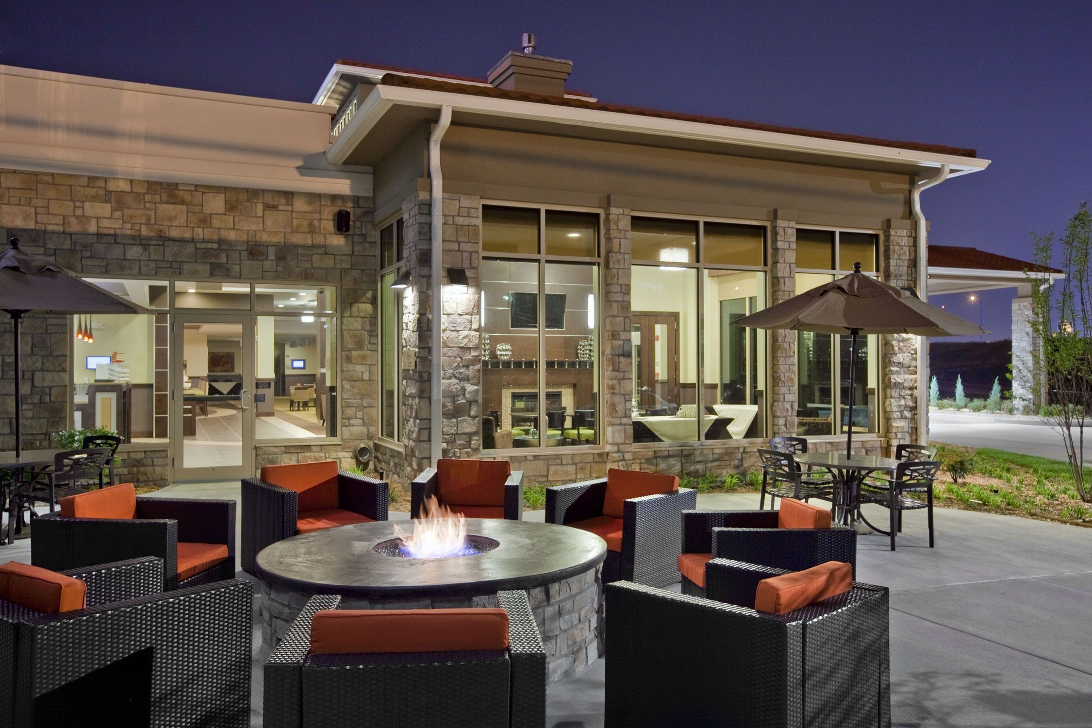 Cozy Up To Our Warm Fire Pit On These Nice Spring Nights Don T