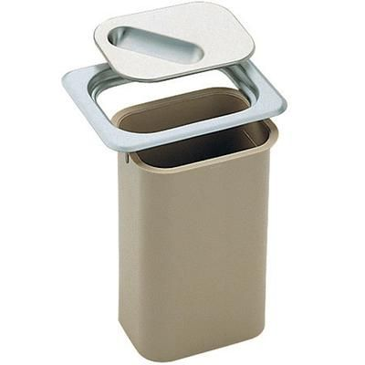 blanco countertop waste management stainless steel rim and lid with chute model sop801 store