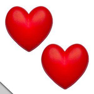 IKEA SMILA HJARTA Red Heart Shaped Wall