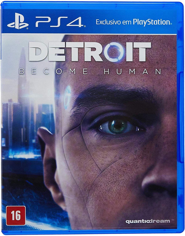 Detroit Become Human Playstation 4 Detroit Playstation Jogos De Playstation