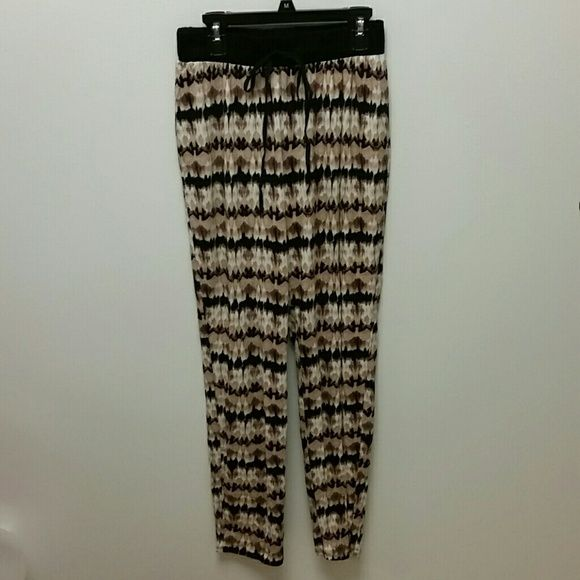 Patterned Joggers Loose Yoga Pants Leggings With Images