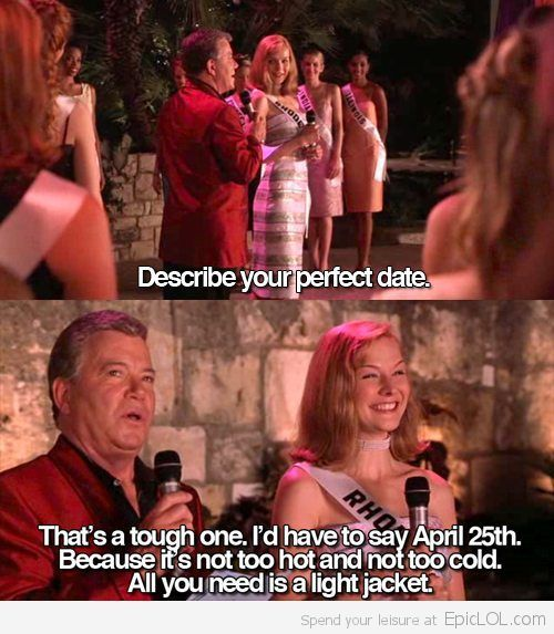 Miss Rhode Island Answers What Would Be Your Ideal Date Movies