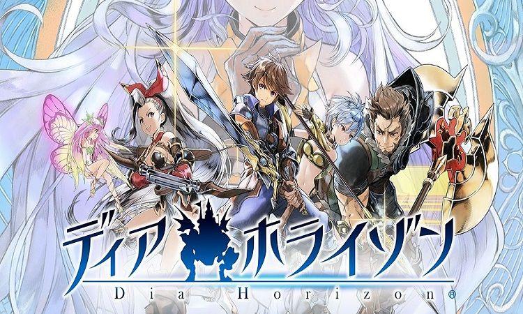 Dia Horizon (Japan) VER. 1.0.6.54 MOD APK Anime, Games