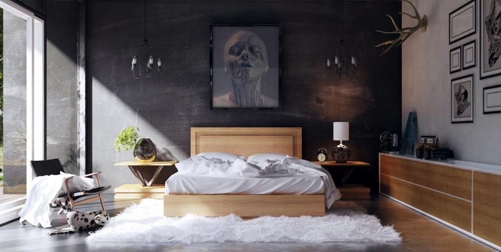 19 Bedrooms with Neutral Palettes is part of Modern bedroom Neutral - Neutral tones in the bedroom provide an excellent canvas to let stronger design elements take the lead  Find decorating ideas for modern, contemporary, and formal bedrooms