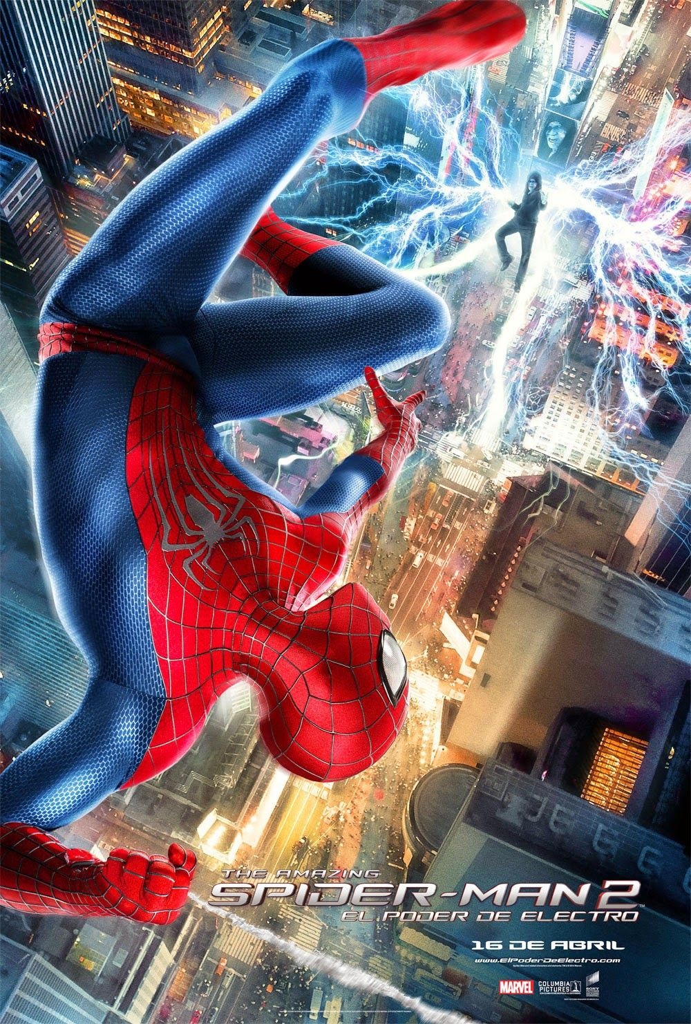 """The Amazing Spider-man 2, director Marc Webb (""""500 Days of Summer"""") is finally free of the déjà vu that plagued his first Spidey film, which had the studio-mandated misfortune of coming so soon after the Sam Raimi-Tobey Maguire trilogy. The Amazing Spider-Man 2 hitting theaters today, the superhero genre is on my mind."""