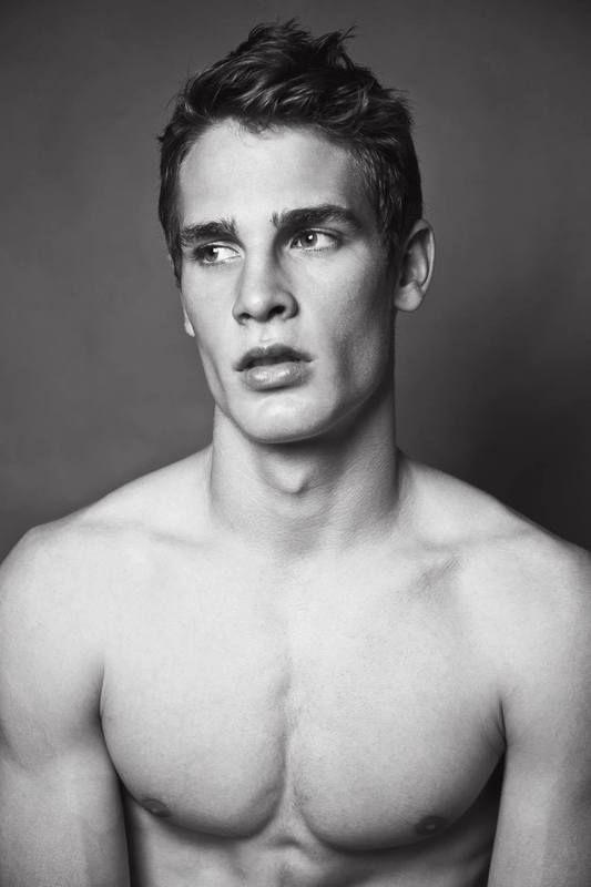 Jack Gusmeroli at FiveTwenty Models by Pat Supsiri