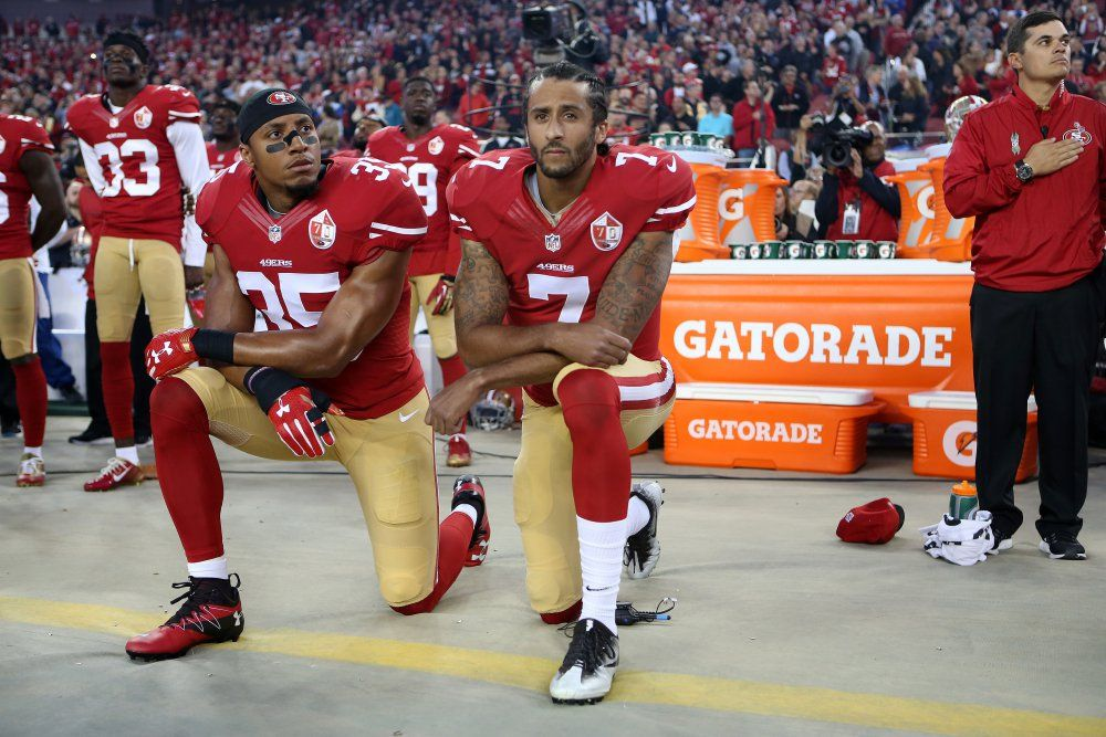 What is going on with the NFL? What has happened to America's greatest sport? The ratings have plummeted as of late, though definitely not enough to make any lasting damage…that