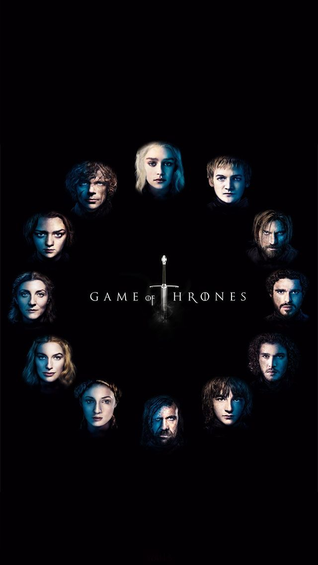 Game Of Thrones Faces Iphonewallpaper Got Pinterest