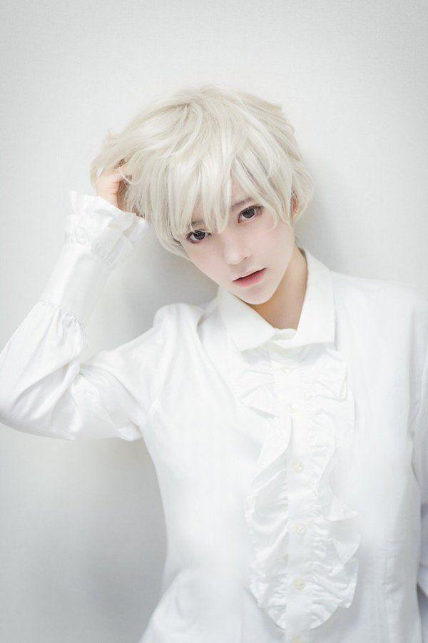 Yurisa Babyyurisa  Twitter  Ulzzang Boy  Cosplay -7092