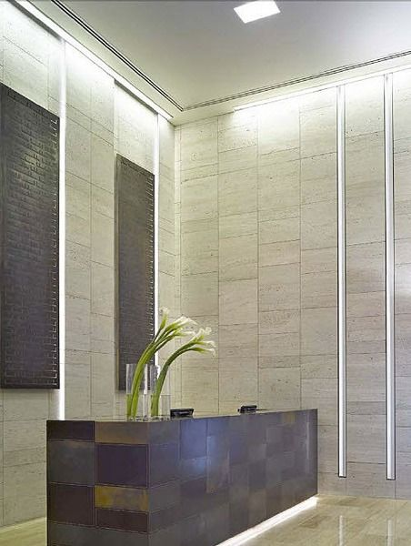 Recessed lighting slots in wall for the home pinterest slot recessed lighting slots in wall aloadofball Gallery