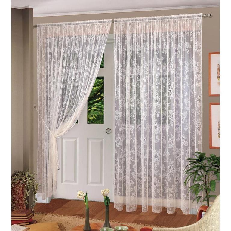 lace crossover curtains | Stribal com | Design Interior Home