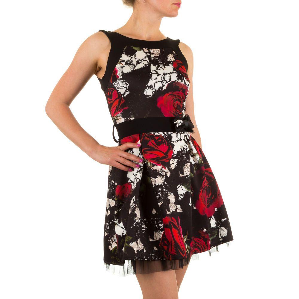 Mit diesem eleganten Minikleid sind Sie der Star auf jeder ...