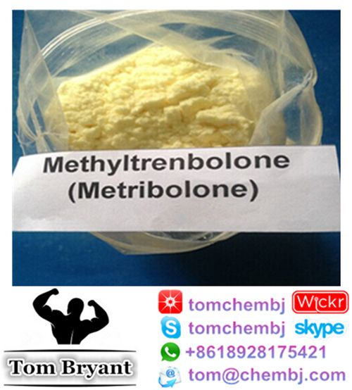 Methyltrienolone is a steroid compound that is mostly