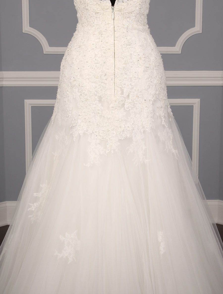 Anne barge ivy wedding dress blue willow bride anne barge wedding