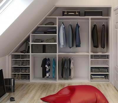 Photo of #atticBedroom # GARDEN ROOM SOLUTIONS # STEP # WALL ROOM SOLUTIONS DURCH SCREEN …