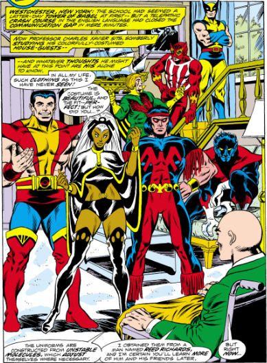 X Amining Giant Size X Men 1 Comic Book Superheroes Comics Marvel Comics