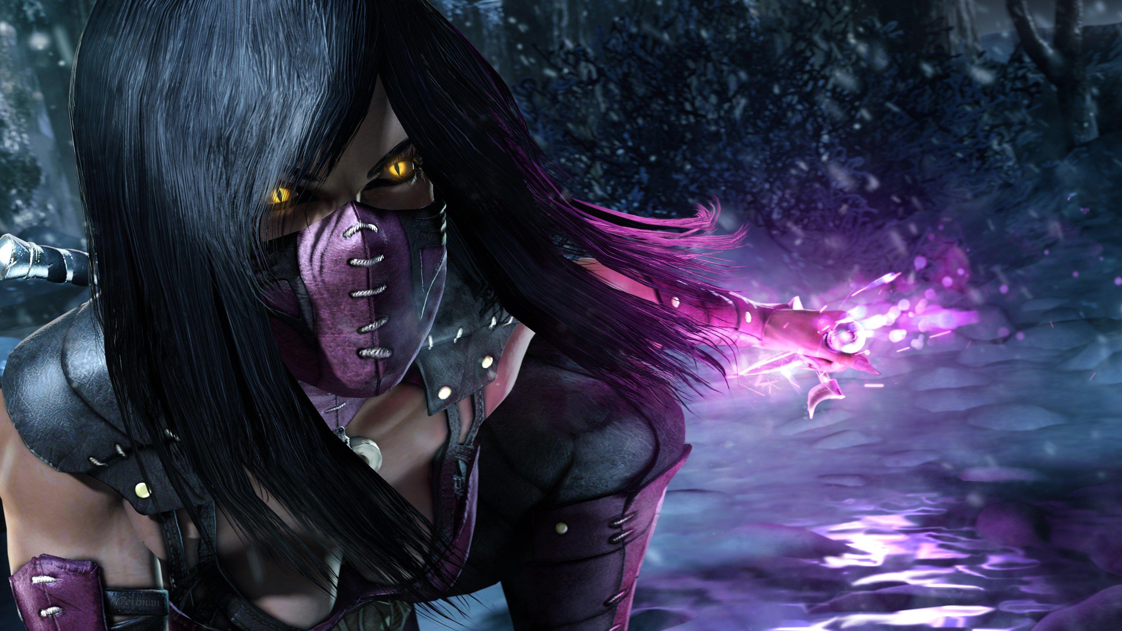 3840x2160 Mileena 4k Download Wallpaper Mortal Kombat X Mortal Kombat Mortal Kombat X Characters