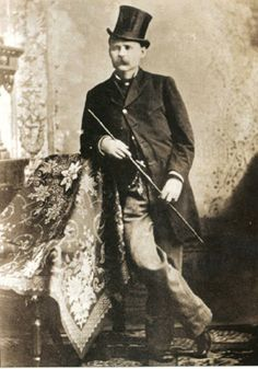 Image result for Ben Thompson gun fighter 1876