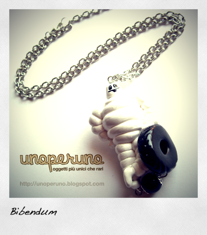 ON SALE! Girocollo | Necklace BIBENDUM