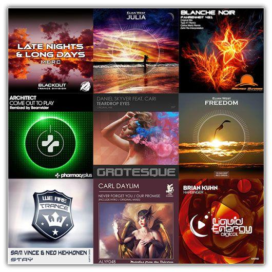 Trance Mega Pack 19-10 (2016)