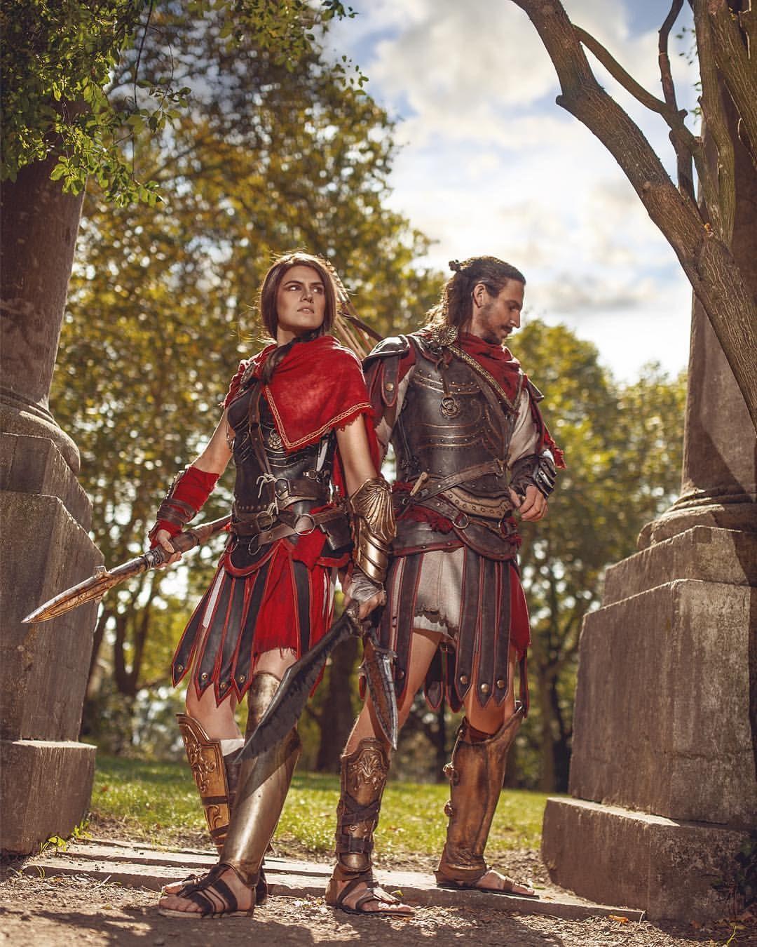 Alexis Und Kassandra Ubisoft Assassination Alexios Sparta