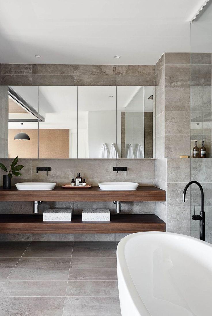 Holen Sie sich die beste Inspiration für Ihr Innenarchitekturprojekt! Erfahren Sie mehr unter mehr #bathroomrenoideas
