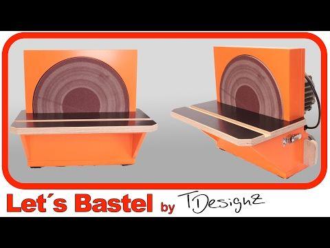 tellerschleifer selber bauen anleitung selbstbau. Black Bedroom Furniture Sets. Home Design Ideas